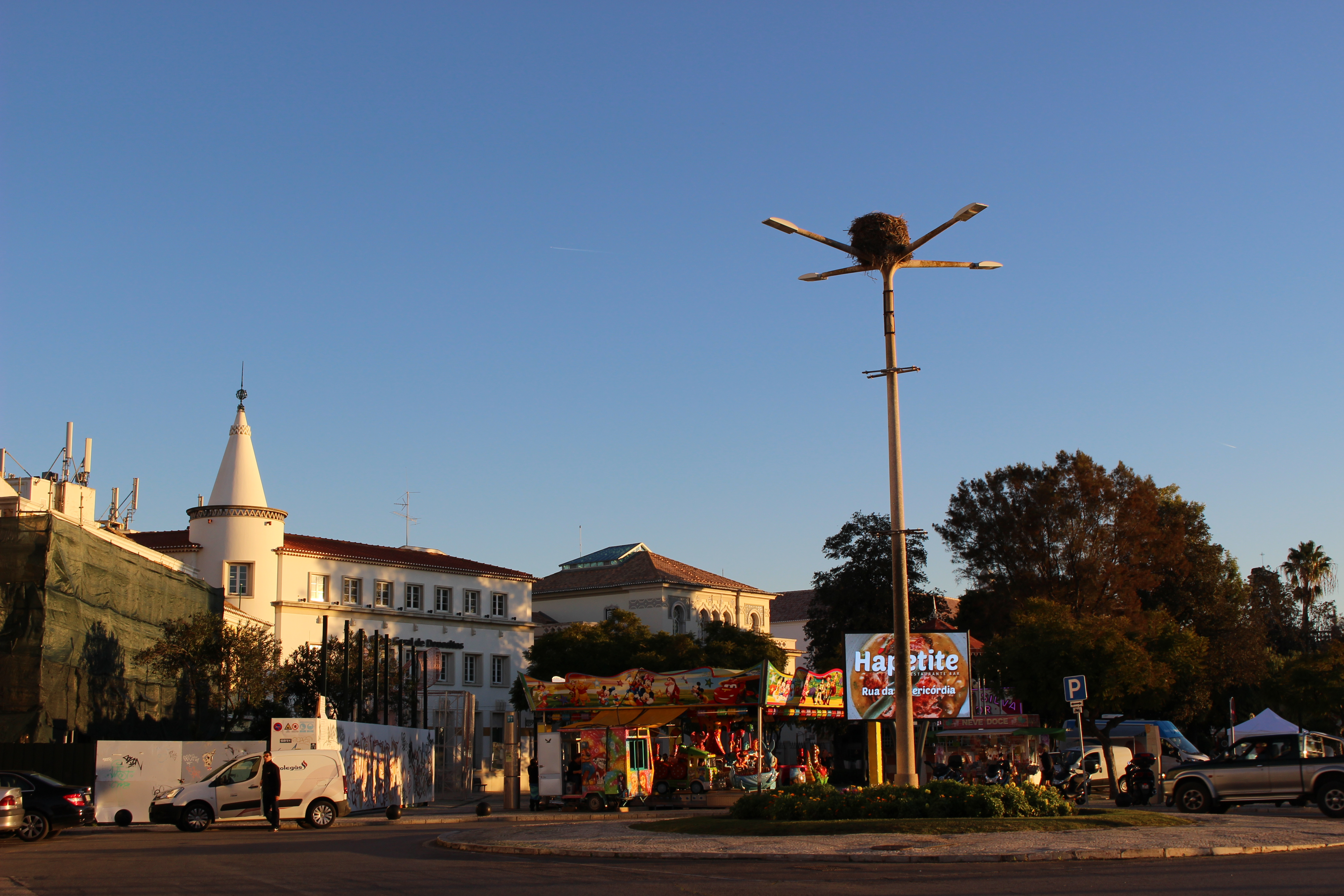 Port w Faro