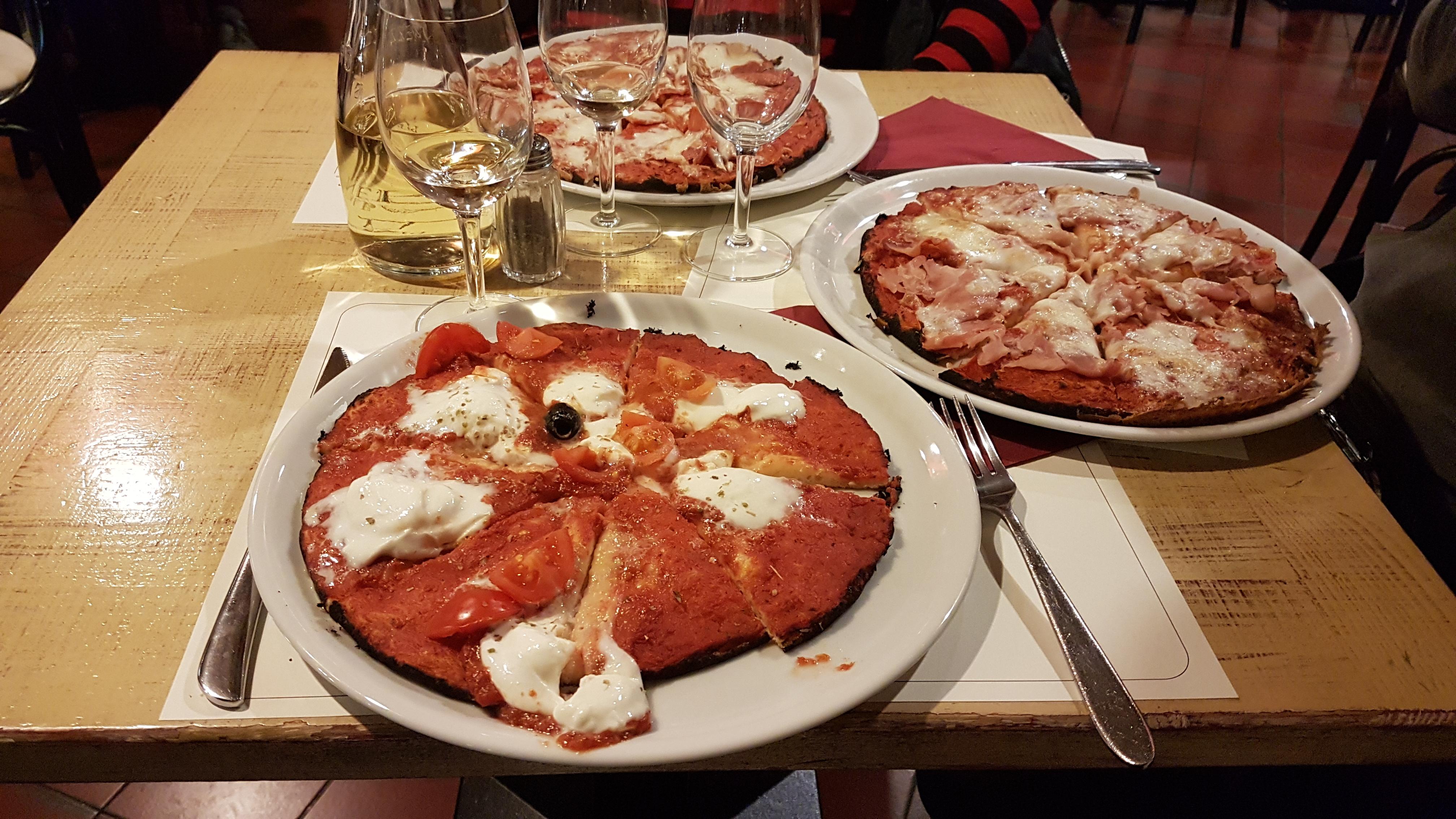Pizza w Pizie