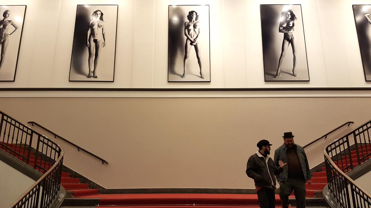 Helmut Newton Foundation - Museum Photography, entrance