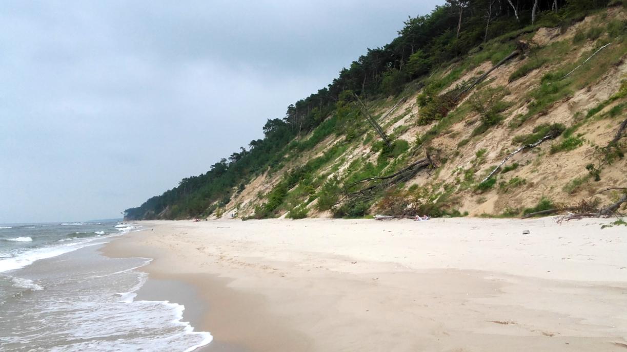 Okolicy Międzywodzia są dla mnie jak azjatyckie egzotyczne wyspy