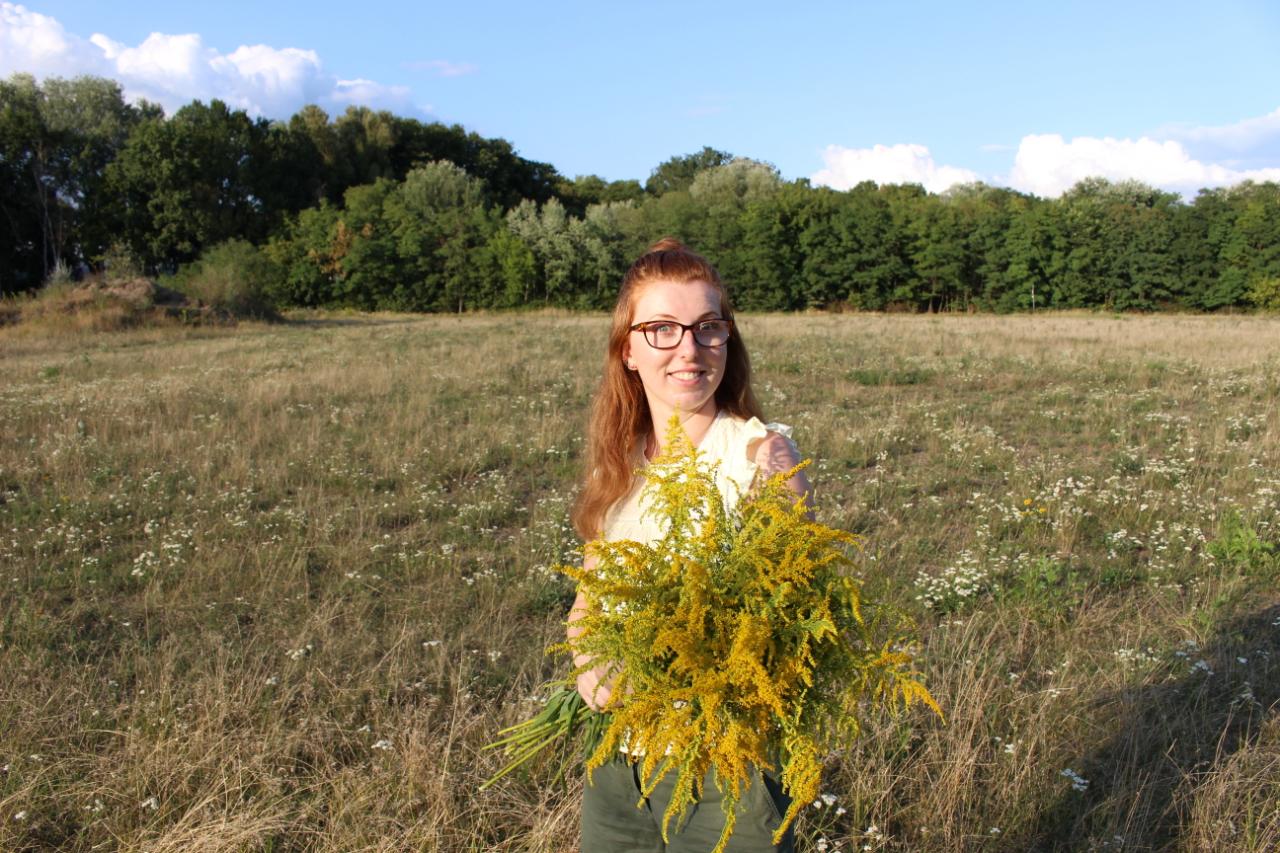 Lubię te retro kwiaty, są mega sielskie i piękne