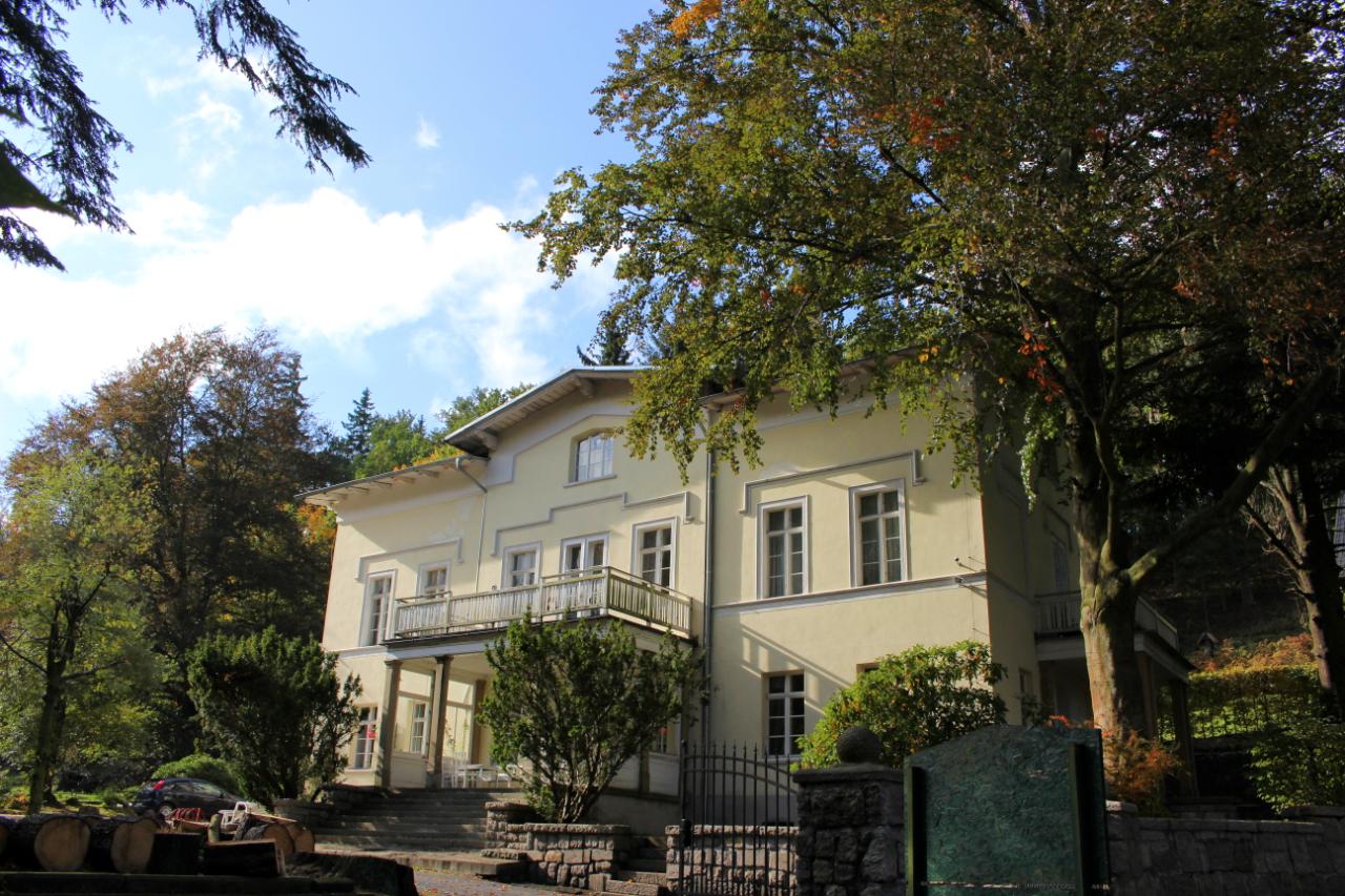 Dwór nad Bobrem - Pałacyk Trzcińsko