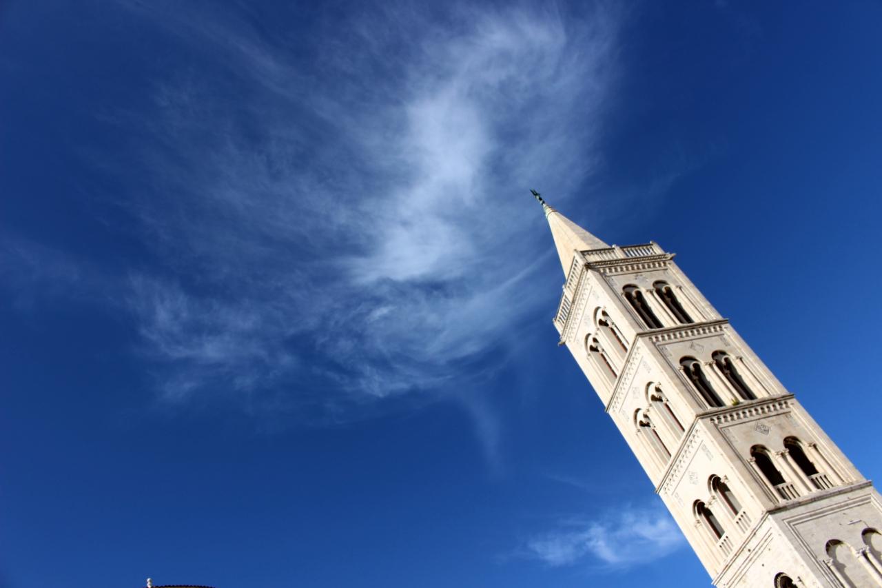 Kościół Św. Donata i wieża widokowa