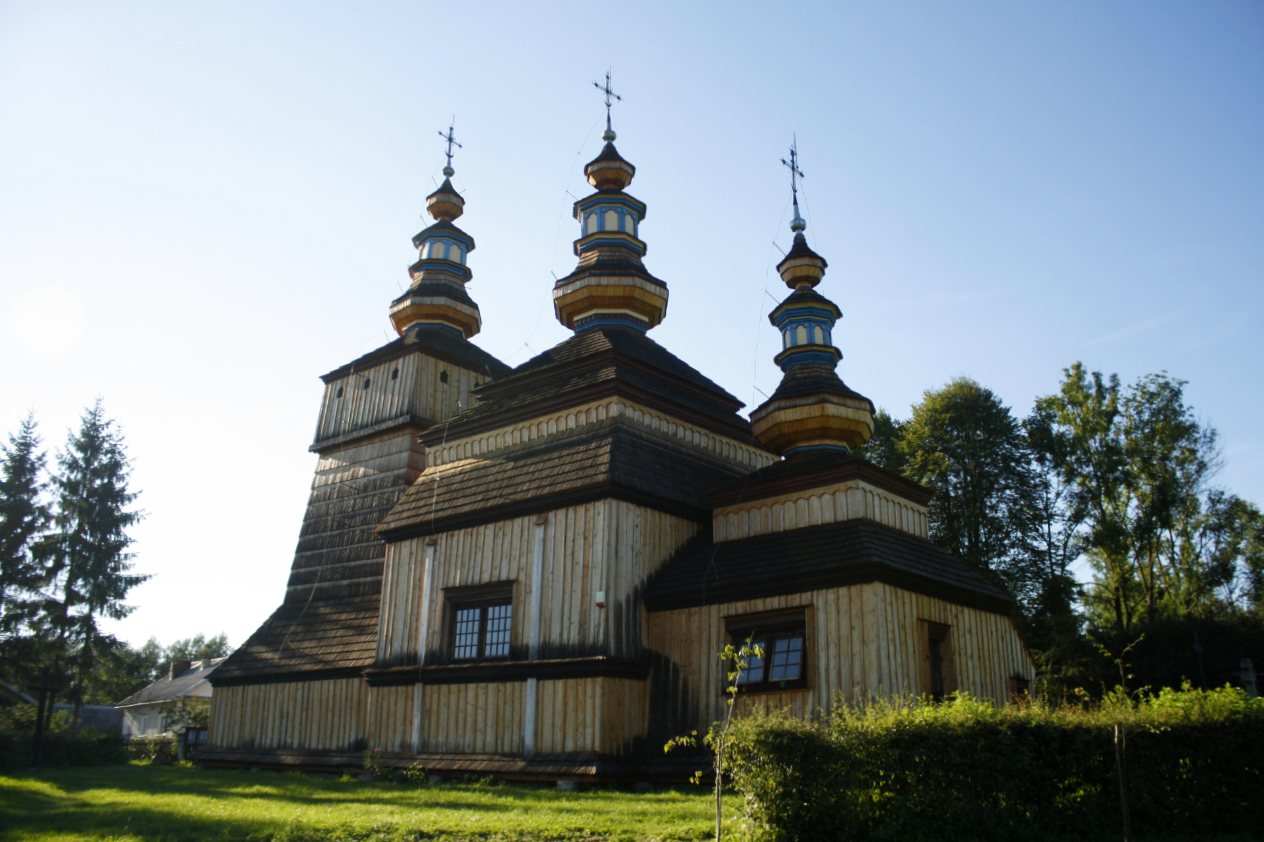 Cerkiew w Krępnej