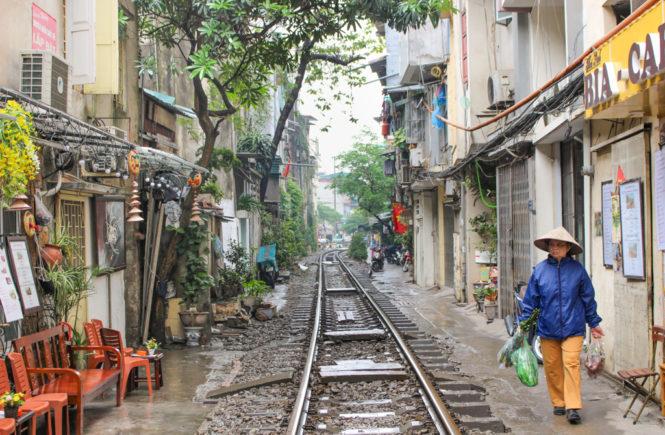 Hanoi -stolica Wetnamu