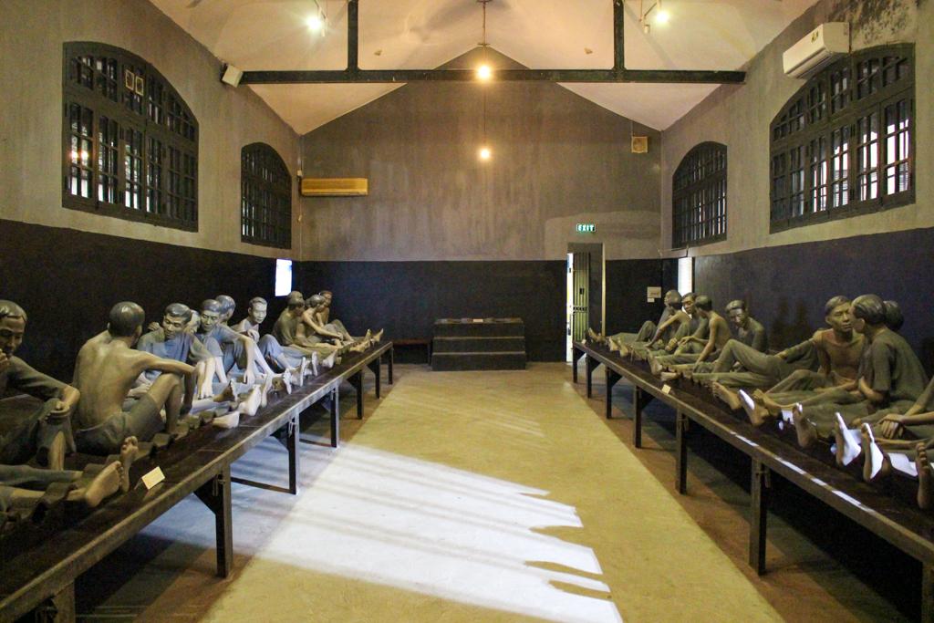Stolica Wietnamu - Hanoi, Muzeum Więzienie Hoa Lo