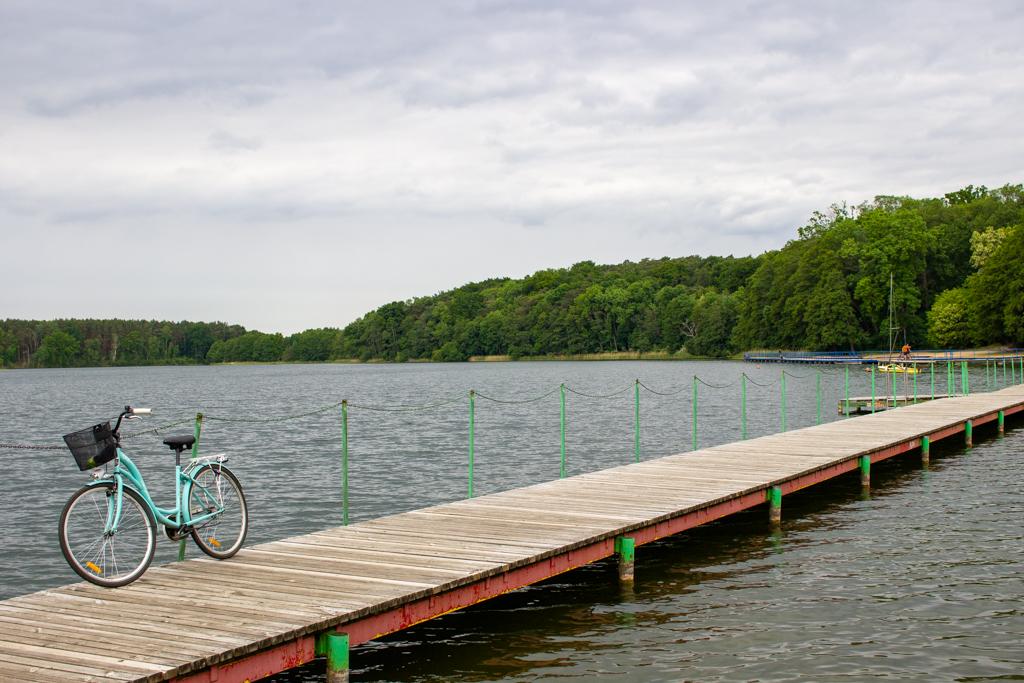 Jezioro Jaroszewskie Sieraków