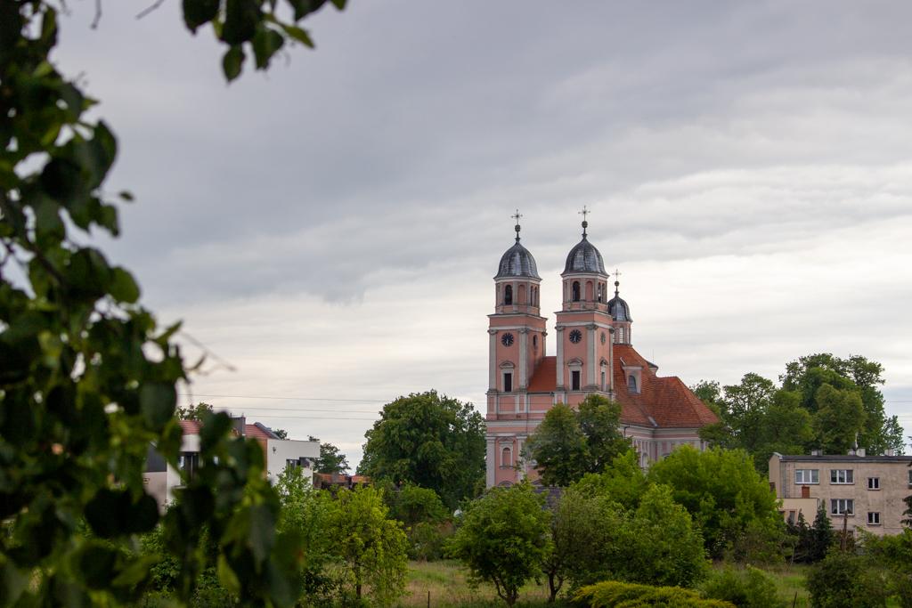 Sieraków - Katedra