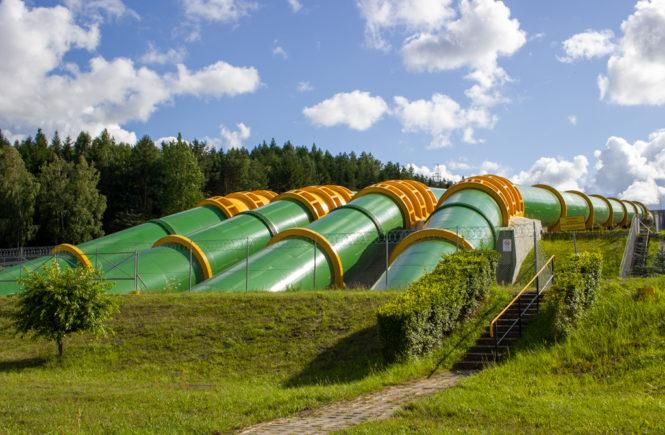Elektrownia wodna w Żarnowcu