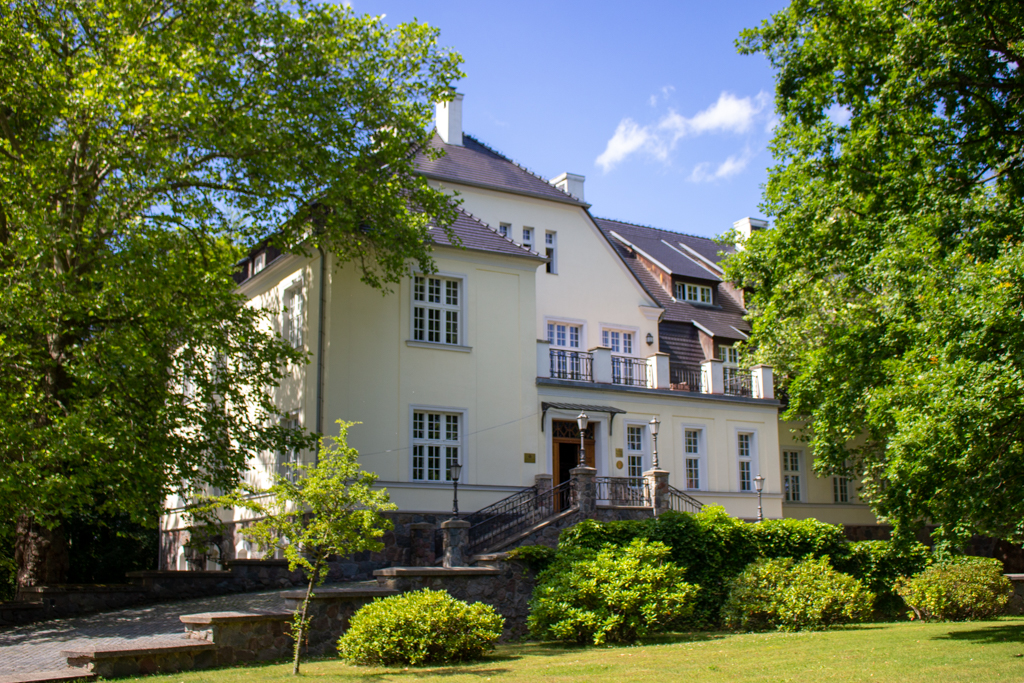 Luksusowa rezydencja Ciekocinko to ciekawa pozycja na liście kaszubskich dworków i pałacy
